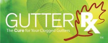 GutterRX Clogged Gutters Logo